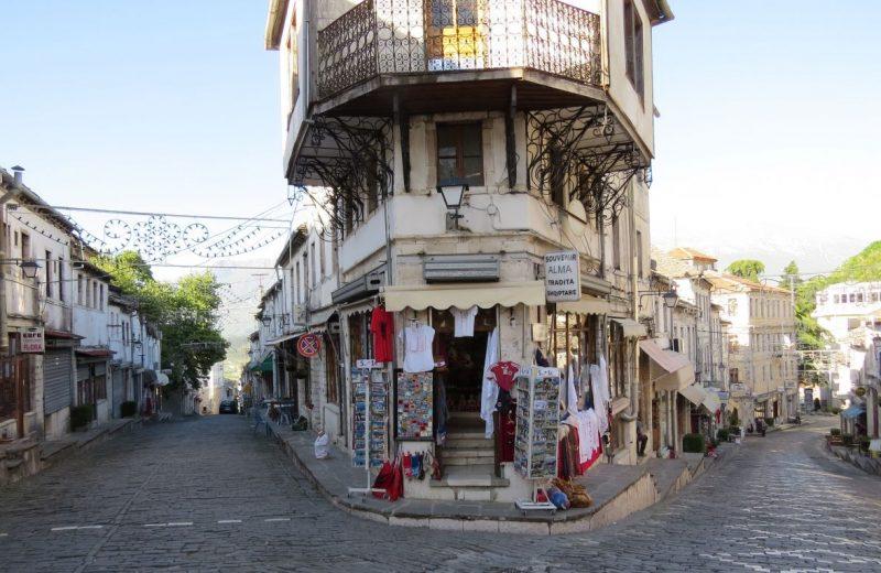 Gjirokastër, Albanien