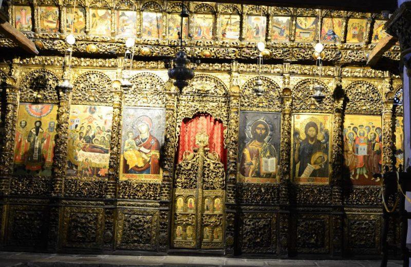 'Onufri Museum' in Berat, Albanien