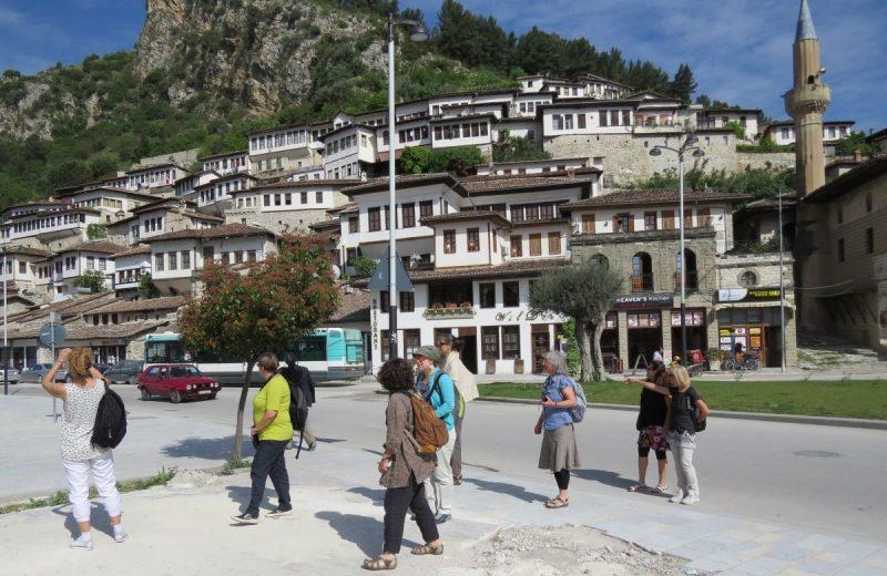 Berat - Stadt der tausend Fenster, Albanien