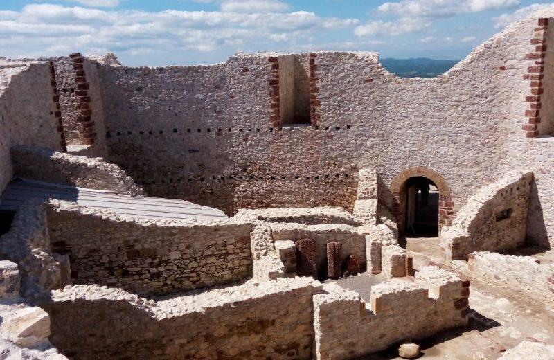 Die Burg von Novobërdë