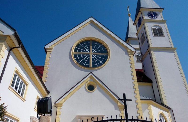 Katholische Kathedrale in Gjakovë