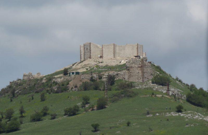 Die Burg in Novobërdë