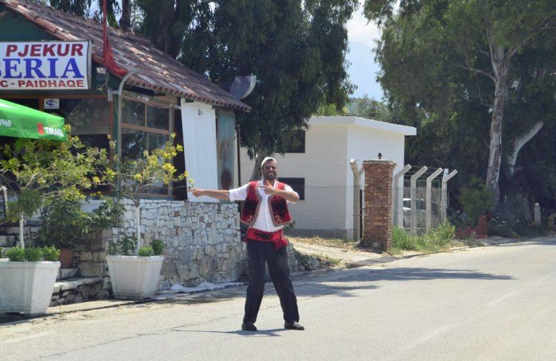 Unterwegs- Einladungen z'Mittagessen in Vlorë